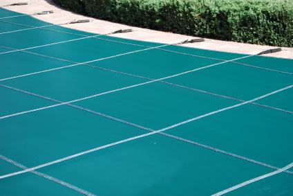 Pool Cover by Lester Pools Inc.